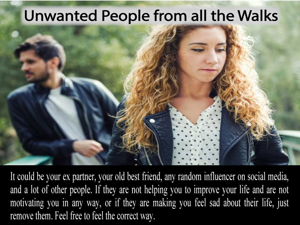 Unwanted People from all the Walks