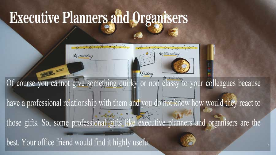 Executive Planners and Organisers